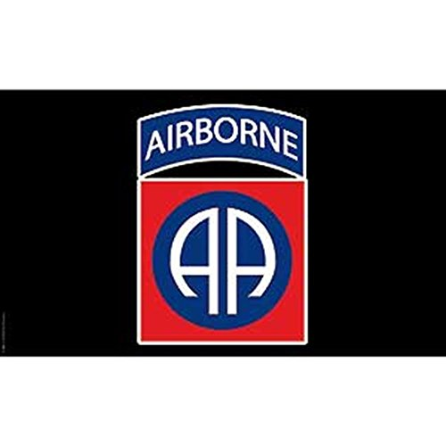 US Army 101st Airborne Division Super Poly Full Sized Flag