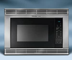 Electrolux Icon E30MO65GSS Designer 1.5 Cu. Ft. Stainless Steel Built-In Microwave