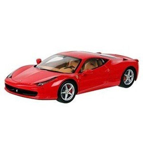 Revell 07141 - Ferrari 458 Italia im Maßstab Standmodellbau / Kunststoff / Fahrzeuge / Moderne PKW Standmodellbau aus Kunststoff / Fahrzeuge