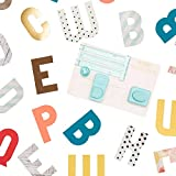 Alphabet Punch Board by We R Memory Keepers