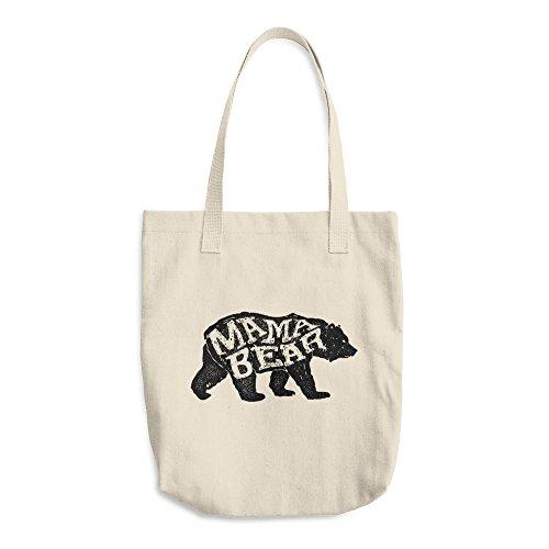 Mama Bear Tote Bag, Mamabear Bag, Diaper Bag, Gifts for New Moms by General Republic