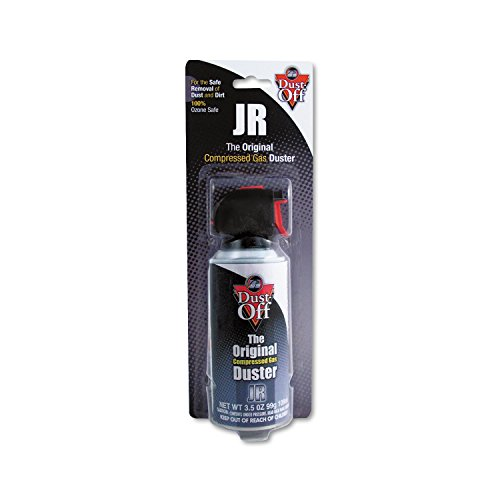 FALDPSJC Dust-Off DPSJC Disposable Compressed Gas Duster, 3.5 oz Can