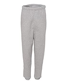 Jerzees 973 Adult NuBlend Sweatpants - Athletic Heather, 2XL