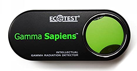 Ecotest Gamma Sapiens. Intellectual Gamma Radiation Detector ...