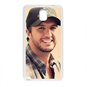 Luke Bryan Charming Smile Design Hard Case Cover Protector For Samsung Galaxy Note3