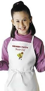 Krabby Patty Master Chef Spongebob Kids Aprons