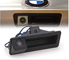 Package include: 1xRear view camera; 1xPower cable 1.3m; 1xVideo cable 5.5m