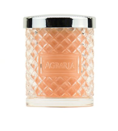 Agraria San Francisco Crystal Cane Candle, Bitter Orange