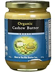Nuts to You Nut Butter Organic Cashew Butter, 365 Grams