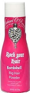 Michael O'Rourke Rock Your Hair Bombshell Big Hair Powder for Unisex, 0.88 Ounce
