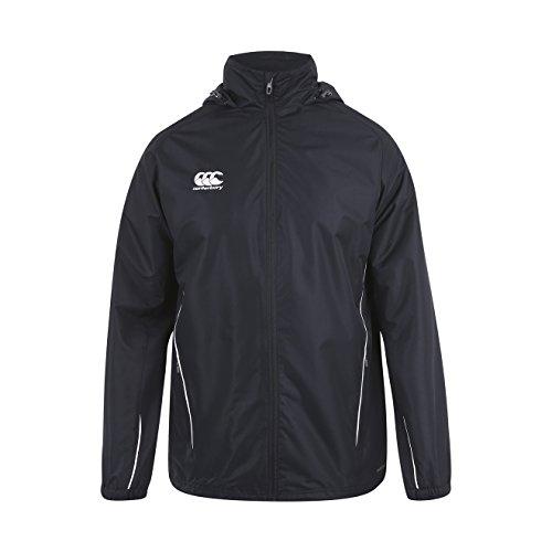 Zip Rugby Rain Jacket - 1