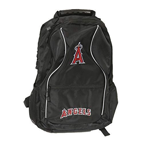 The Northwest Company MLB Los Angeles Angels Elite Backpack, 19-Inch, Black