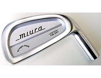 Amazon.com: Miura CB-201 - Cuña de hierro forjado con cuello ...