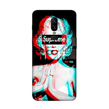 hot sale online 34562 791c8 Loister Supreme Design case Cover for OnePlus 6: Amazon.in: Electronics
