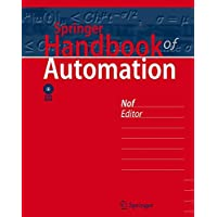 Springer Handbook of Automation (Springer Handbooks)