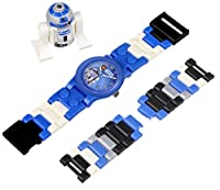 LEGO Kids' 9002915 Star Wars R2D2 Watch With Minifigure from LEGO