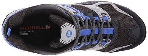 Merrell Kimsey - Zapatos de Low Rise Senderismo Mujer Gris - gris (Charcoal)