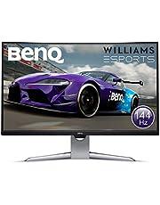 BenQ 32 inch 144 Hz Curved Gaming Monitor ( EX3203R ), 2K QHD, FreeSync 2, Display HDR 400, B.I. Plus Sensor, USB-C