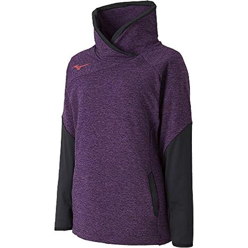 [Mizuno] 발리볼 웨어 스트레치 플리스(fleece) (pullover)풀오버 V2ME8703 레이디스