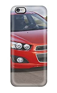 EdzuKGk403mscSt Tpu Phone Case With Fashionable Look For Iphone 6 Plus - Chevy Sonic Red
