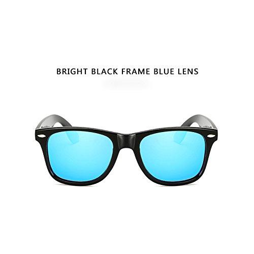 Gafas C11 UV400 de DE TL KP1029 Hombres Guía Espejos Macho Sol Gafas de Gafas Negros KP1029 Sol de Puntos C8 Frame Sunglasses polarizadas Hombres Polaroid Sol Gafas para qq4BH