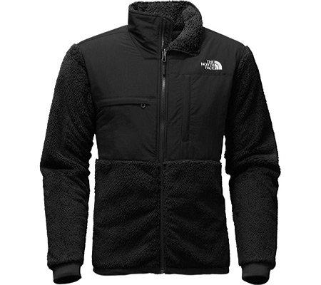 The North Face Novelty Denali Jacket Men's TNF Black Sherpa/TNF Black Medium