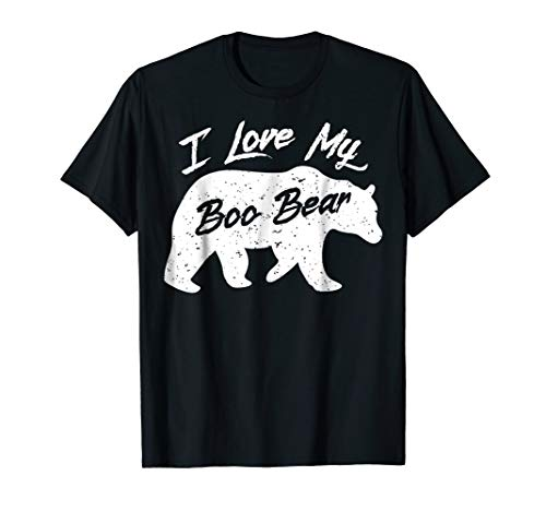 Boo Bear Shirt | Polar Bear Spirit Bear Halloween Apparel