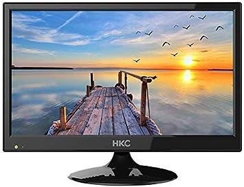 HKC TM16S-A2EU LED TV 39.6 cm (15.6 pulgadas) TV (Triple Tuner DVB-T / T2 / C / S / S2, , CI +, Mediaplayer USB2.0) 12V / 230V [Energy efficiency class A +: Amazon.es: Electrónica