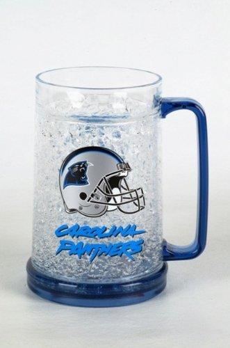 Carolina Panthers NFL Crystal Freezer Mug DUC1CAR-LCM129 (Cardinals Crystal Freezer Pilsner)