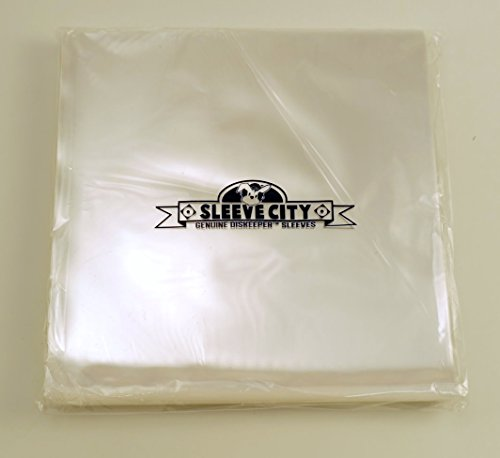 Ultimate Polypro Outer Record Sleeve