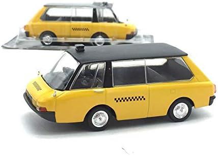 doudouTU Legierungssimulation Statisches Automodell 1:43 Russisches Retro-Taxi In Der Ehemaligen Sowjetunion Legierungssammlung Modell Wohnkultur Autodekoration