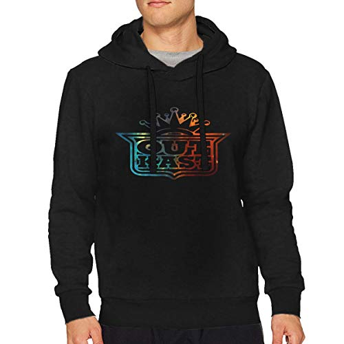KennethDubreuil Womens Outkast Rosa Parks Pocket Long Sleeve Funny Hoodie