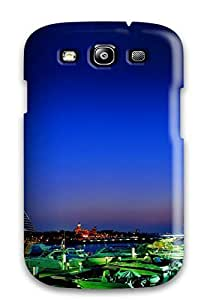 New Fashion Premium Tpu Case Cover For Galaxy S3 - Hd Desktop S
