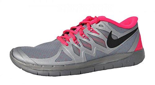 685712 001 Nike pink Niñas Silver Zapatillas De Gimnasia 5HEpUP