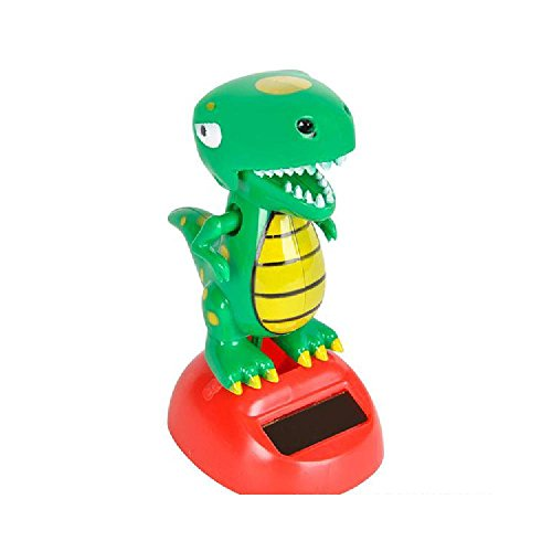 4'' Solar Dinosaur by Bargain World