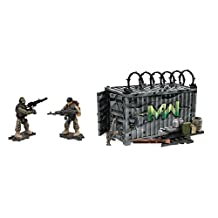 Mega Construx Call of Duty Desert Outpost Armory Building Set