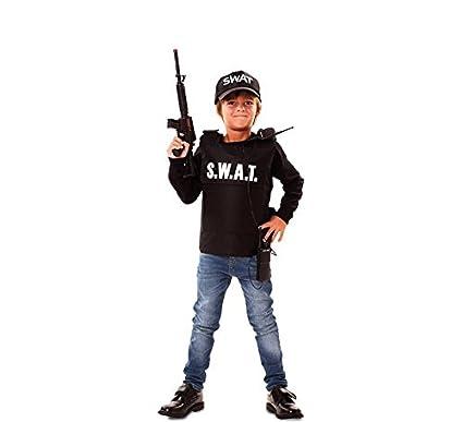 Disfraz de Agente S.W.A.T. para niño: Amazon.es: Juguetes y ...