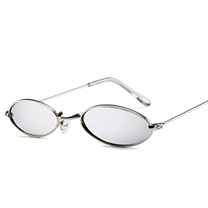 ZHOUYF Gafas de Sol Gafas De Sol Ovaladas Pequeñas para ...