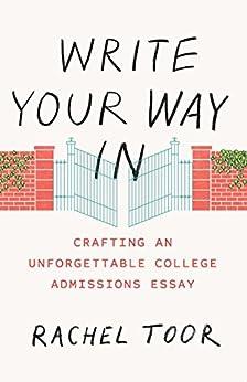 College admissions essay editor