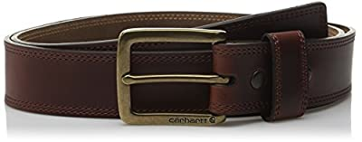 Carhartt Men's Signature Casual Belt