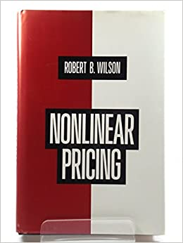 Nonlinear Pricing: Published in association with the Electric Power Research Institute