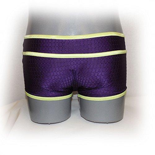 WJ–Boxer con cuciture di colore diverso taglia L viola