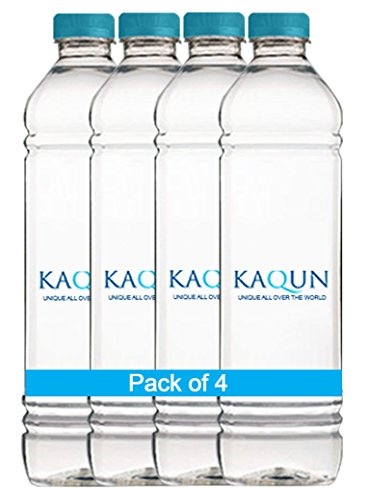 Oxygenated Water (KAQUN WATER 4-pack, Oxygenated, refreshing, pronounced Cocoon)