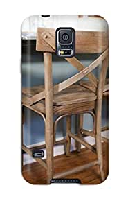 Awesome JuICMzl6345syynu Nancy Martinez Defender Tpu Hard Case Cover For Galaxy S5- Wooden Barstools With Unique X-shape Design