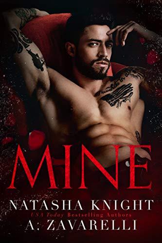 Mine: A Bratva Secret Baby Romance (Ties that Bind Book 1)