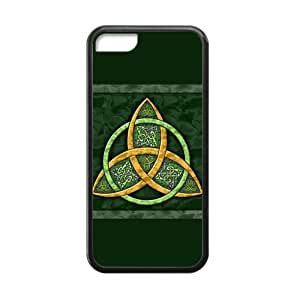 Tt-shop Custom Phone Case Cover Celtic Knot 01 For Iphone 5C (Laser Technology) G448