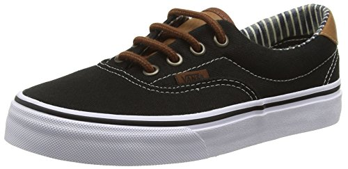 Era Black 59 Denim Stripe Vans qTAgwdq