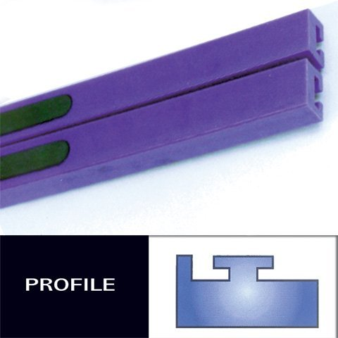 HYPERFAX POLARIS PURPLE 41'' PROFILE #11, Manufacturer: HYPERFAX, Manufacturer Part Number: 15-AD, Stock Photo - Actual parts may vary.