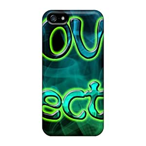 Tpu FsWMdeF1187WUcwx Case Cover Protector For Iphone 5/5s - Attractive Case