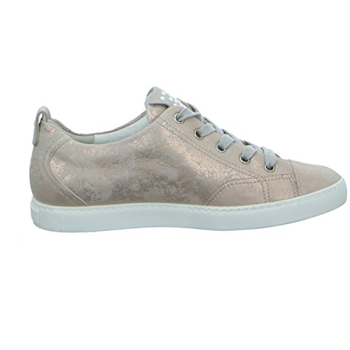 buy online 6b1aa bad3f Donna Green Rosa Scarpe Stringate Metallizzato Paul FtwdZTqt
